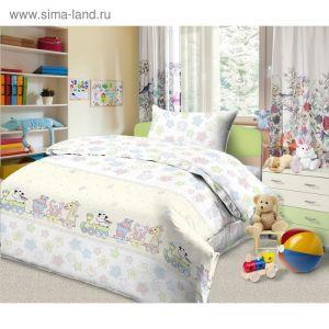 Детское Детское постельное бельё «Паровозик Звездочка»