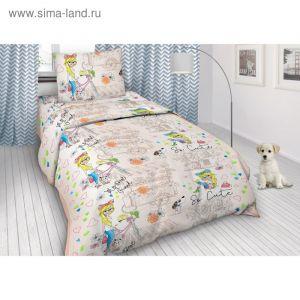 Детское постельное бельё 1,5 сп.