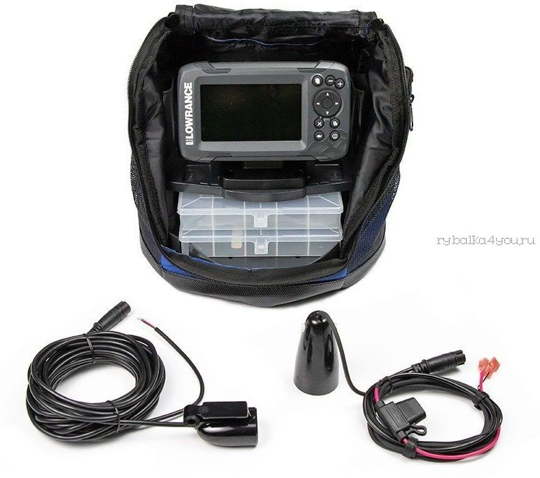 Эхолот Lowrance Hook2-4x GPS All Season Pack EU(Артикул: 000-14184-001)