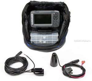 Эхолот Lowrance Hook2-4x GPS All Season Pack EU(Артикул: 000-14184-001)