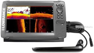 Эхолот Lowrance Hook2-9 Tripleshot Us Coastal/Row  (Артикул: 000-14025-001)