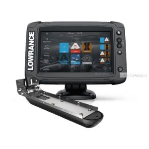Эхолот-картплоттер Lowrance Elite-7 Ti2 US Coastal, ROW Active Imaging 3-in-1 (Артикул: 000-14640-001)
