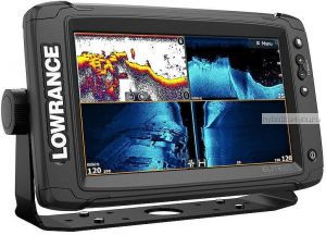 Эхолот Lowrance Elite-9 Ti2 with Active Imaging 3-in-1 (ROW) (Артикул: 000-14650-001)