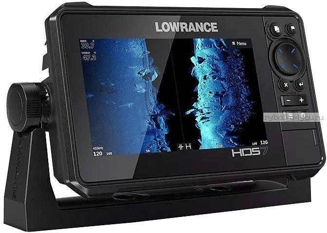 Эхолот Lowrance HDS-7 Live (ROW) (Артикул: 000-14418-001)