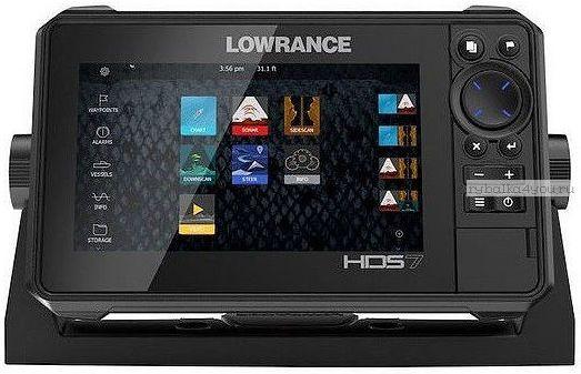 Эхолот Lowrance HDS-7 Live with Active Imaging 3-1 Transducer  (Артикул: 000-14419-001)