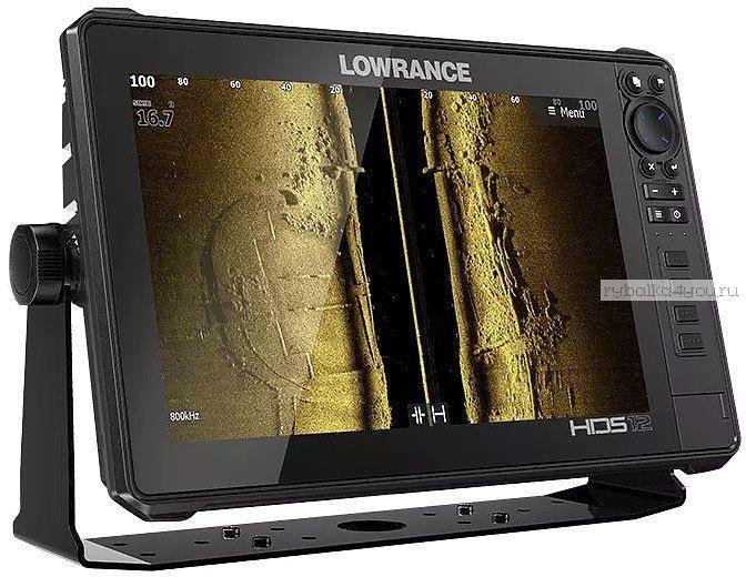 Эхолот Lowrance HDS-12 Live no Transducer (ROW) (Артикул: 000-14430-001)
