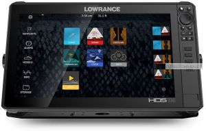 Эхолот Lowrance HDS-16 Live with Active Imaging 3-in-1 (ROW) (Артикул:000-14437-001)