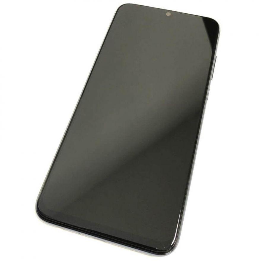 Дисплей в сборе с сенсорным стеклом, корпусом и аккумулятором для Huawei Honor 10i (Original)