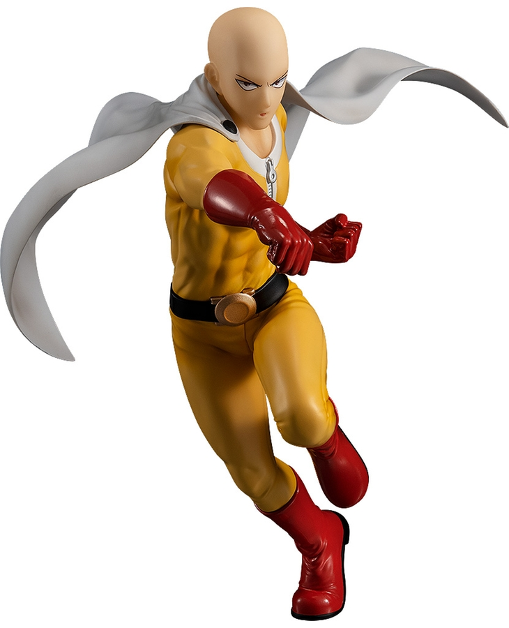 Фигурка One-Punch Man Saitama Hero Costume Ver.