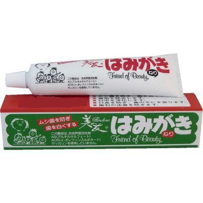 """""""Fudo Kagaku"""" """"BINOTOMO"""" Зубная отбеливающая паста для защиты от кариеса и зубного камня 130г"""