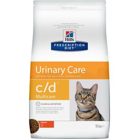 Hill's Feline c/d  (Мочекаменная болезнь)