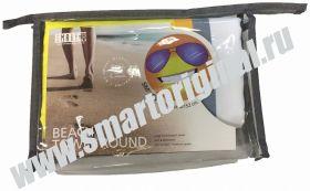 Smart Microfiber Полотенце Смайлик