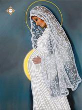СЛ-3259 Миледи. Таинство Материнства. А3 (набор 700 рублей)