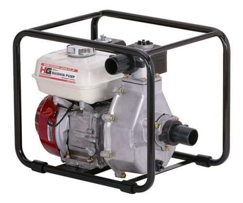 Бензиновая Мотопомпа Daishin SCH-5050 HX (пожарная высоконапорная)