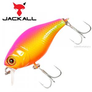 Воблер Jackall Chubby 38мм / 4,2 гр / Заглубление: 0,6 - 1 м / цвет: peony