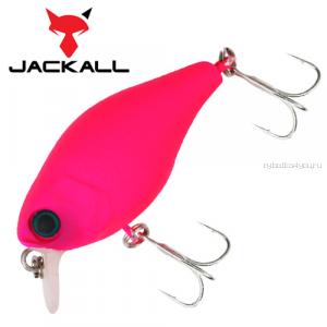 Воблер Jackall Chubby 38мм / 4,2 гр / Заглубление: 0,6 - 1 м / цвет: pink