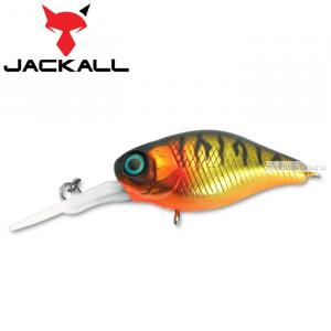 Воблер Jackall Diving Chubby 38F 38 мм / 4,3 гр / Заглубление: 1 - 1,5 м / цвет: mat gold tiger
