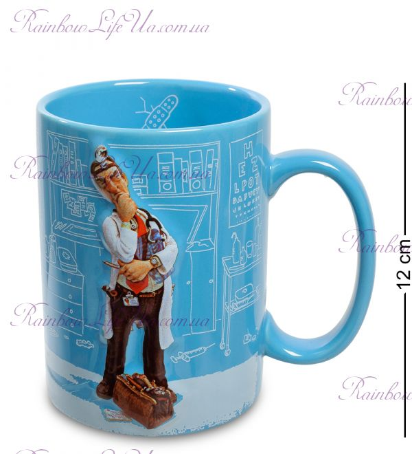 "Чашка доктор ""Mug The Doctor. Forchino"""