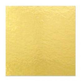 Подложка для торта Золото толщина 0,8мм 22*22см
