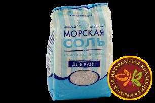 Натуральная морская розовая соль 1 кг