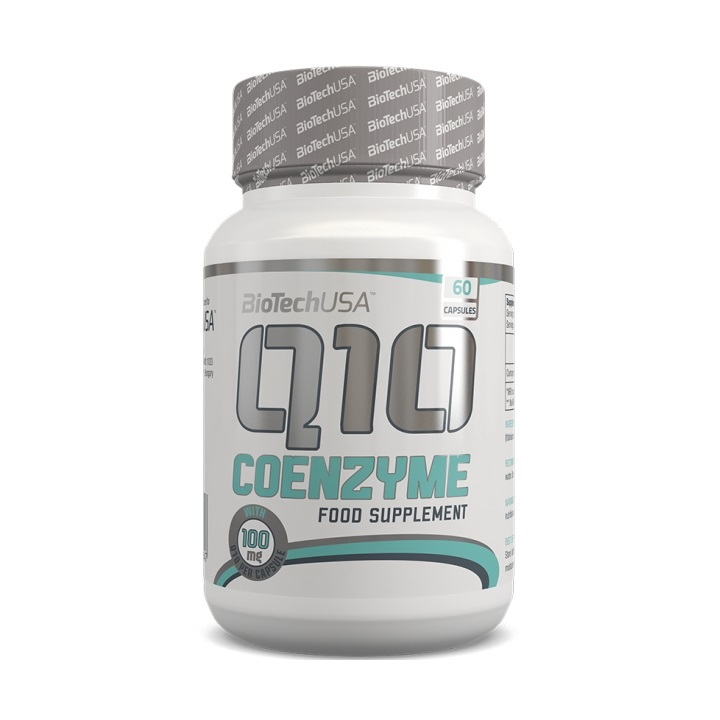 Q-10 Coenzyme от BioTech 60 кап_