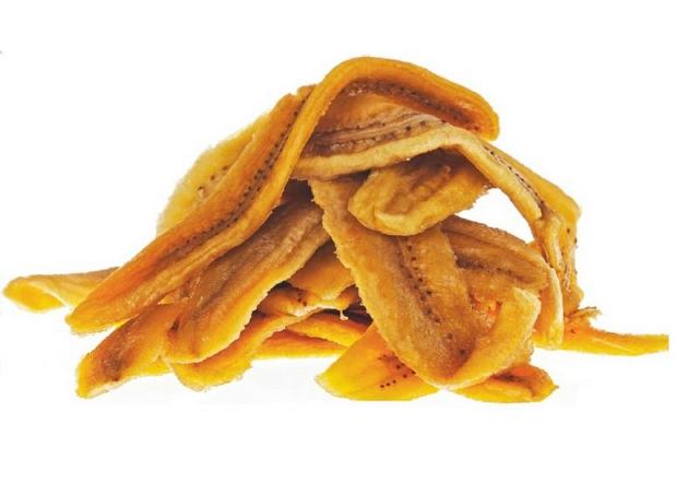 Бананы вяленые натуральные, кг