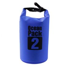 Водонепроницаемая сумка-мешок Ocean Pack, 2 L, Цвет: Синий