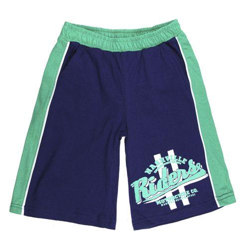 Бриджи для мальчика 5-8 лет Happy Kids HK323 темно-синий
