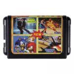 Sega картридж 4 в 1 SC-407
