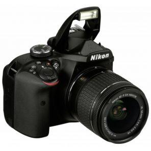 Nikon D3400 Kit 18-55mm f/3.5-5.6G AF-P DX  Nikkor