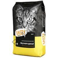 Tasty д/кошек курица 10кг