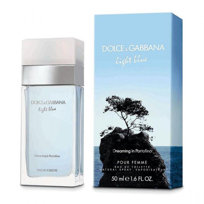 D&G Light Blue DREAMING IN PORTOFINO