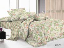 Комплект постельного белья Поплин  PC  семейный  Арт.41/102-PC