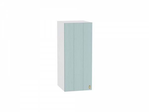 Шкаф верхний Прованс В300 (голубой)