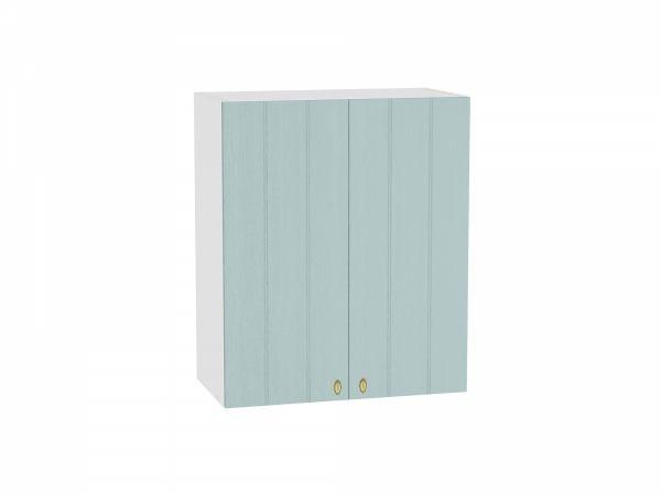 Шкаф верхний Прованс В600 (голубой)