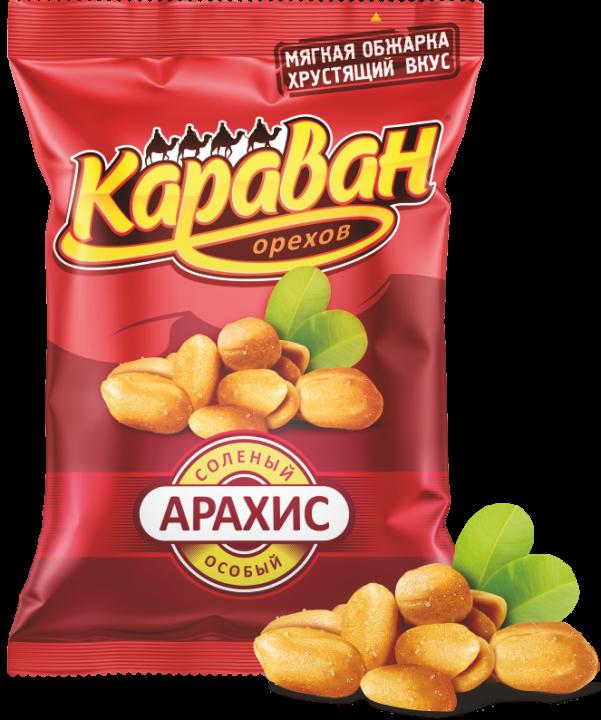 Арахис Караван орехов 130г