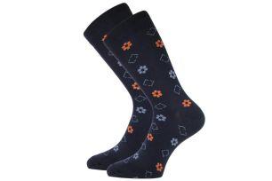 Носки мужские С419 Цветочки