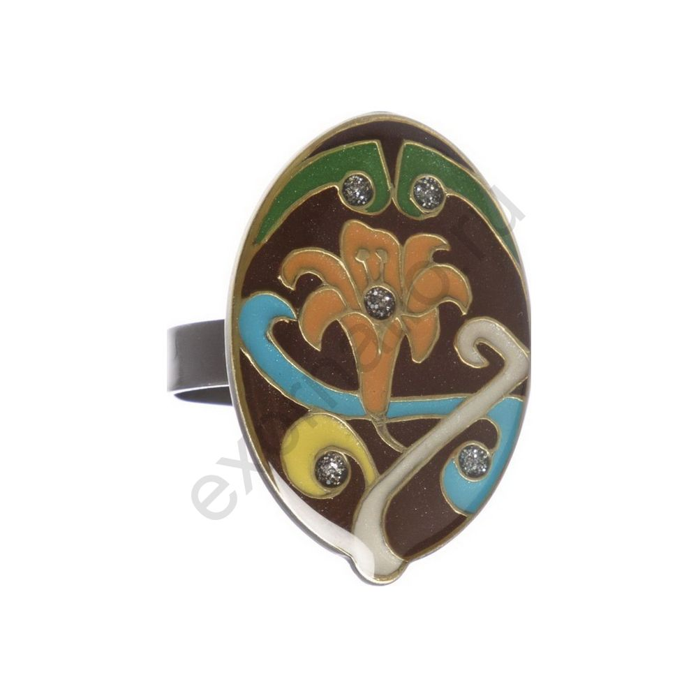 Кольцо Clara Bijoux K77362.2 BR