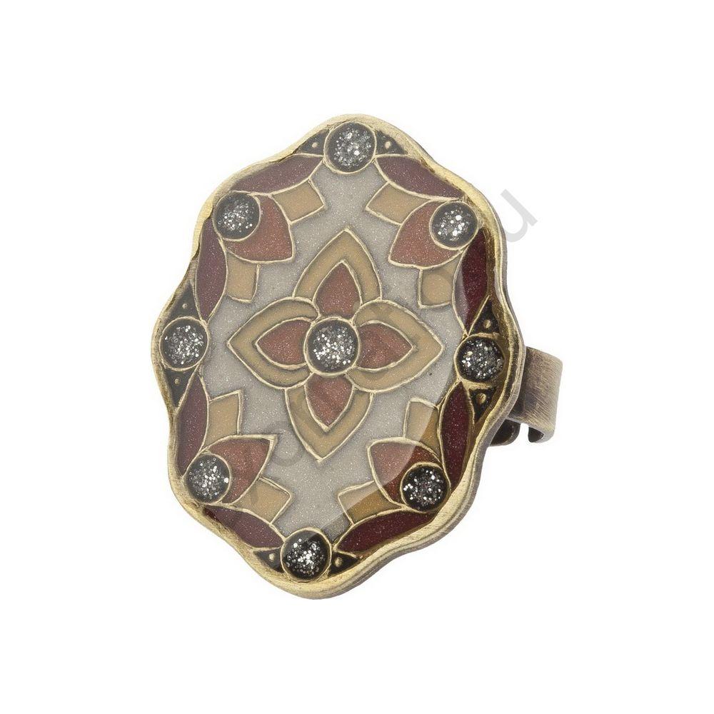 Кольцо Clara Bijoux K76374 BR