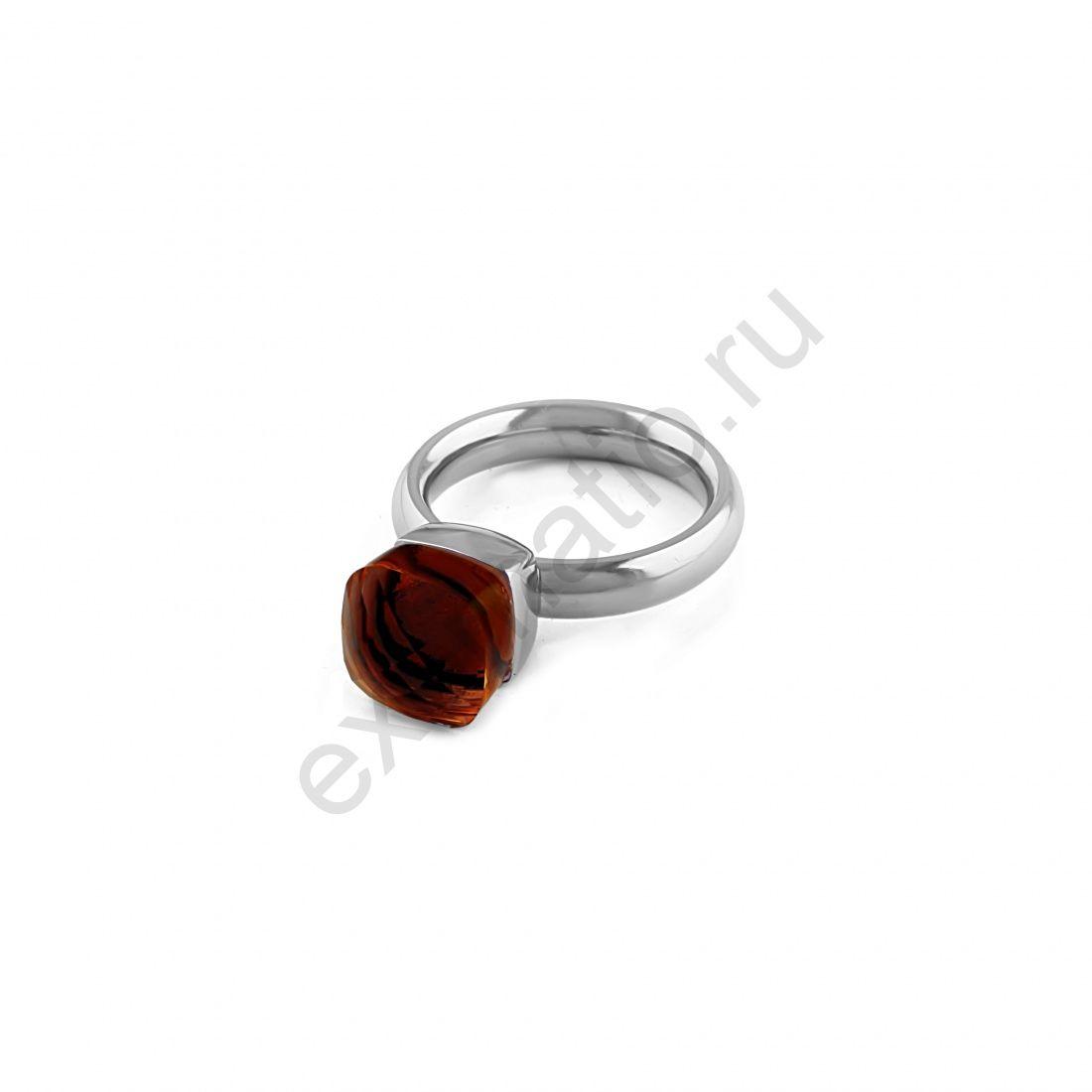 Кольцо Qudo 610219/17.8 BR/S