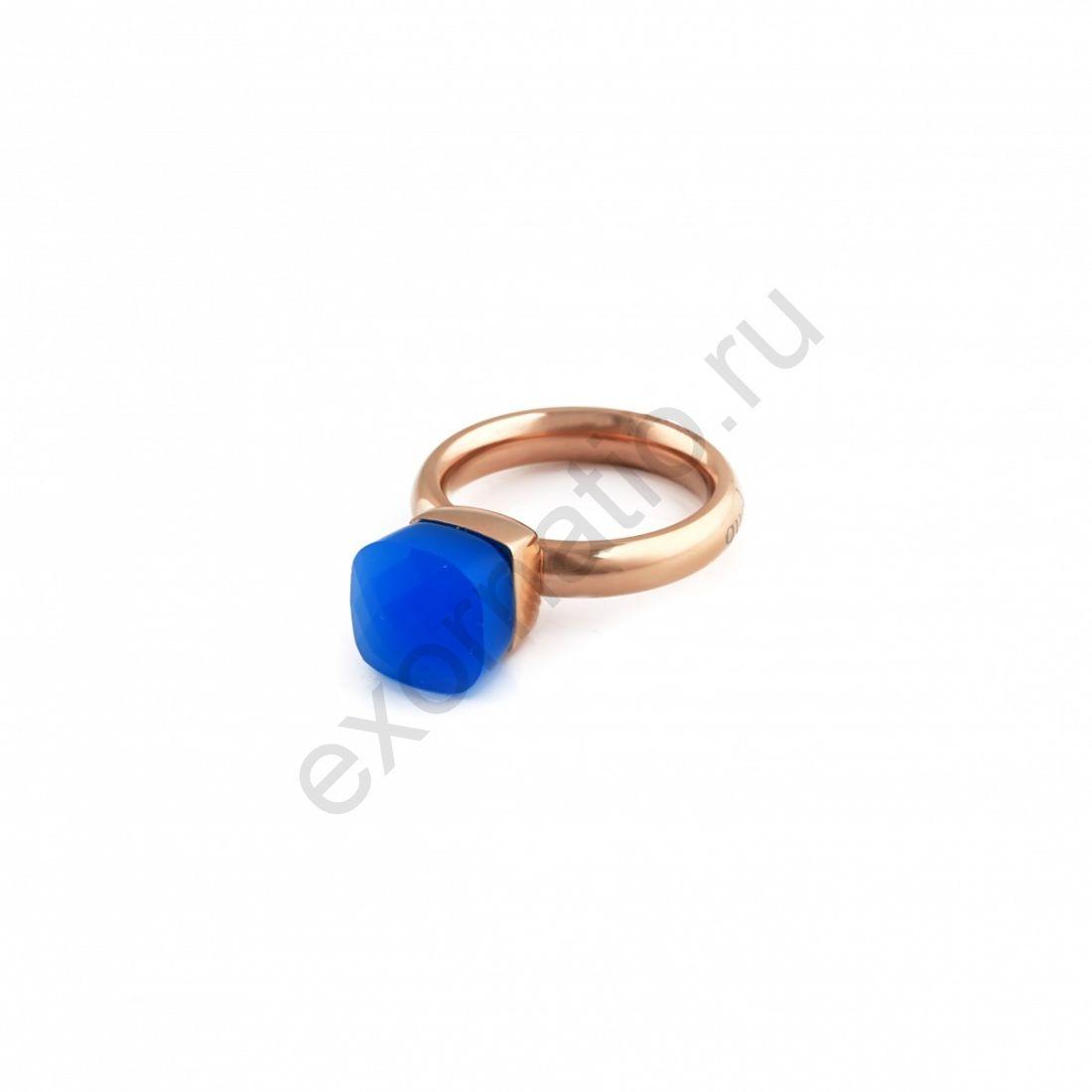 Кольцо Qudo 610550/17.8 BL/RG
