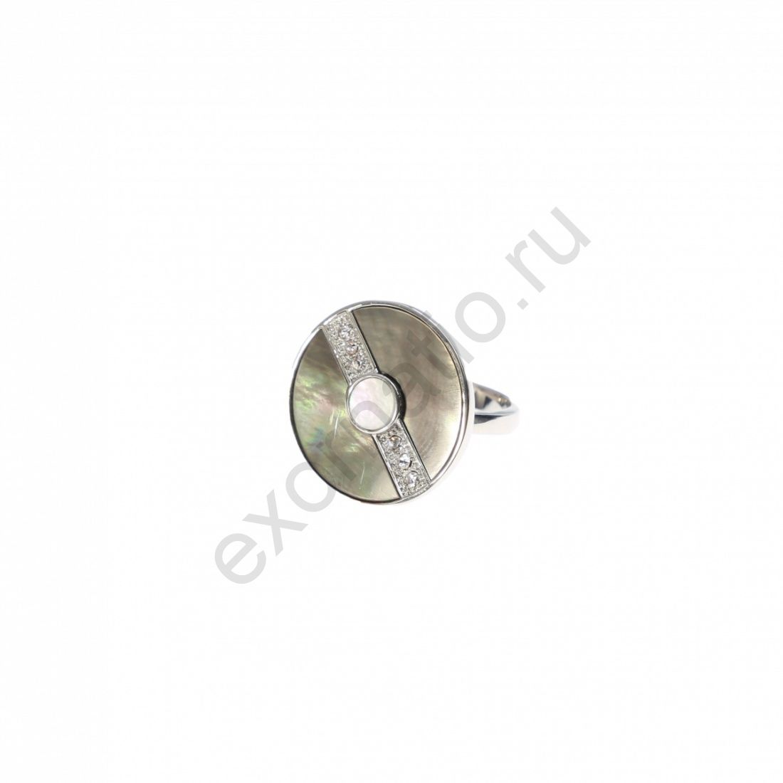 Кольцо Fiore Luna KR01394-1 BW