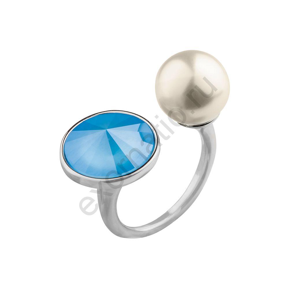 Кольцо Fiore Luna K1709.3.1 BL/S