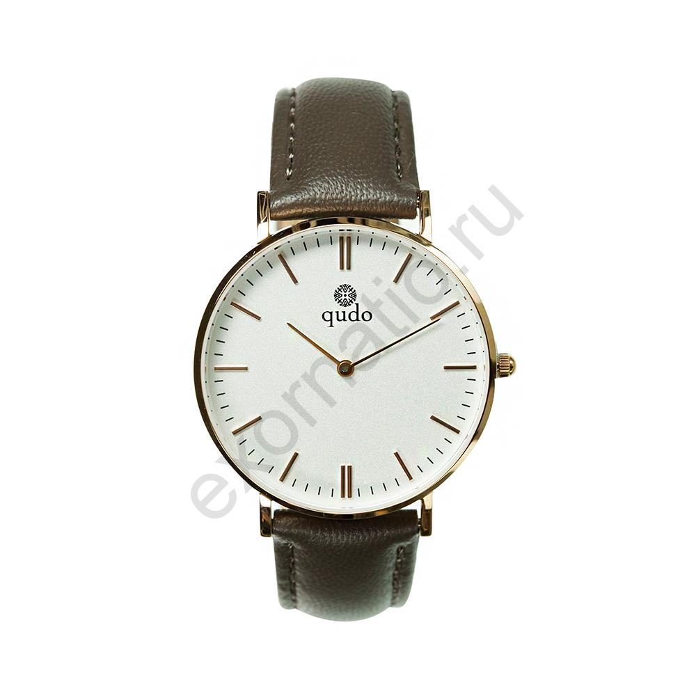 Наручные часы Qudo 802514 BR/RG