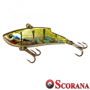 Воблер Scorana Vibster 60S 60 мм / 10 гр / цвет: BP