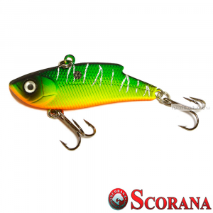 Воблер Scorana Vibster 60S 60 мм / 10 гр / цвет: MHT
