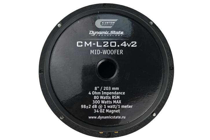 Dynamic State CM-20.4v2