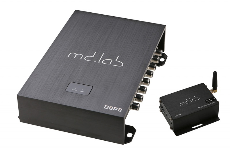 MDLab DSP8+