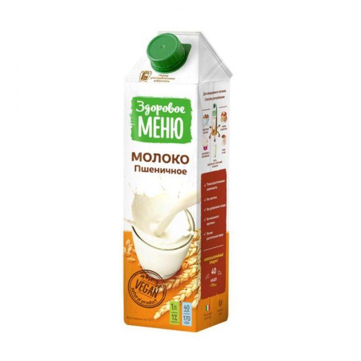 Молоко Пшеничное т/пак 1 л ООО Союзпищепром
