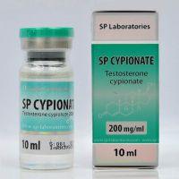 CYPIONATE (ЦИПИОНАТ) SP LABS. 200 мг/мл. 1 флакон * 10 мл